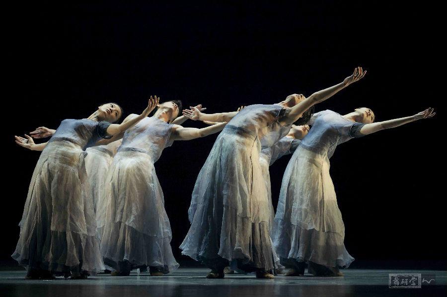 烟台舞蹈莱山零基础舞蹈中国舞古典舞寒假班集训课提高班