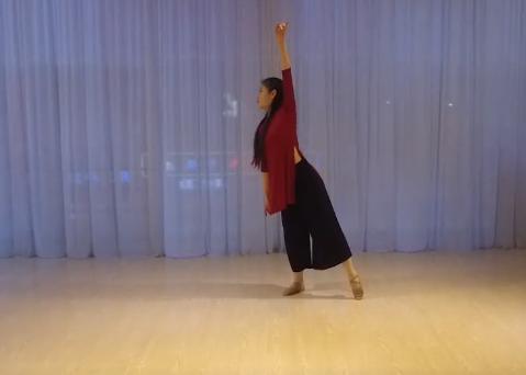 《舞飞扬舞蹈》成人零基础中国舞培训《往后余生》