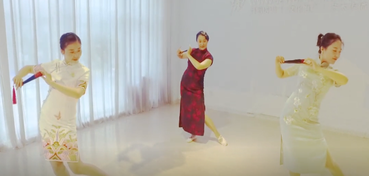 烟台莱山零基础舞蹈培训集训班速成班《夜来香》